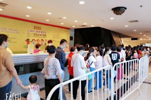 """""""中国版乐高"""" 惊现上海幼教展 与其说是玩具,更像是技艺的传承与创新"""